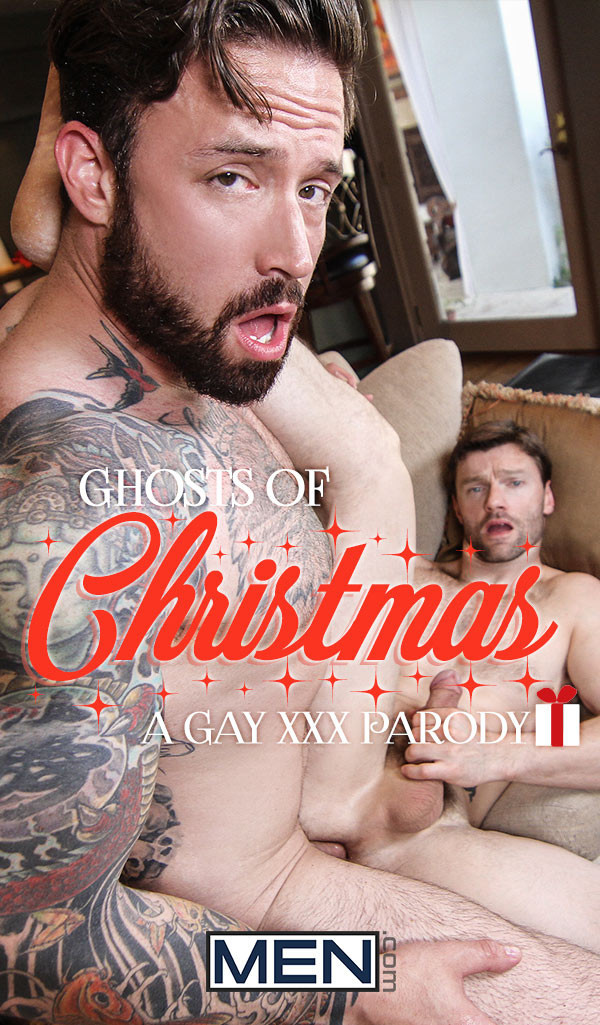Ghosts Of Christmas - A Gay XXX Parody Cover