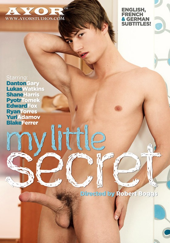 [Gay] My little Secret 1