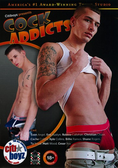 [Gay] Citiboyz 75 – Cock Addicts