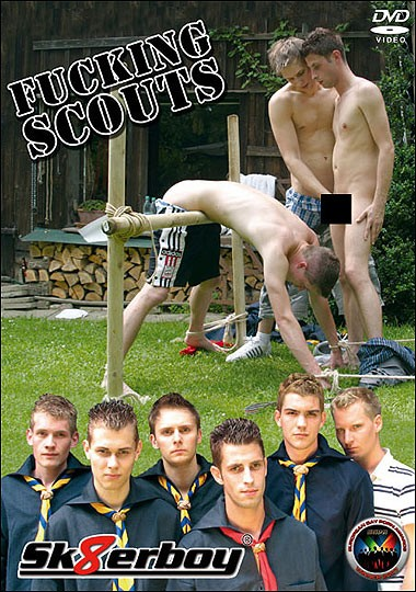 [Gay] Fucking Scouts