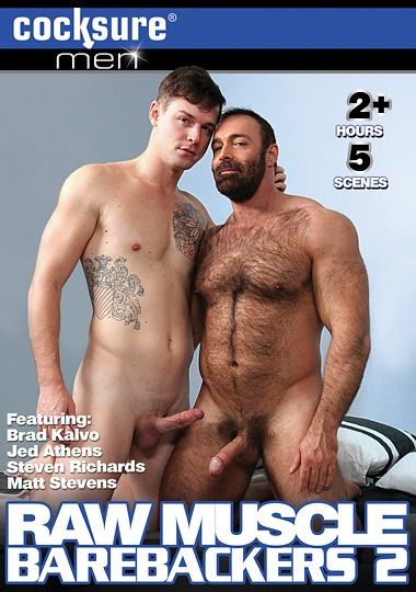 [Gay] Raw Muscle Barebackers 2