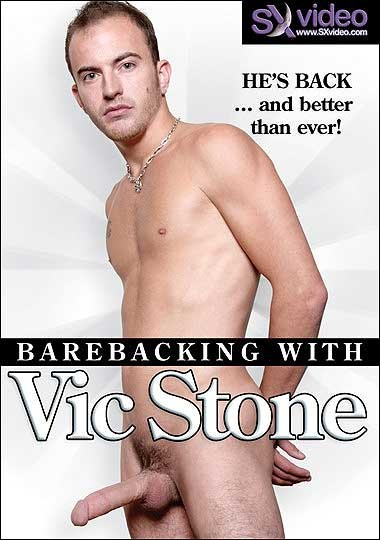 [Gay] Barebacking with Vic Stone