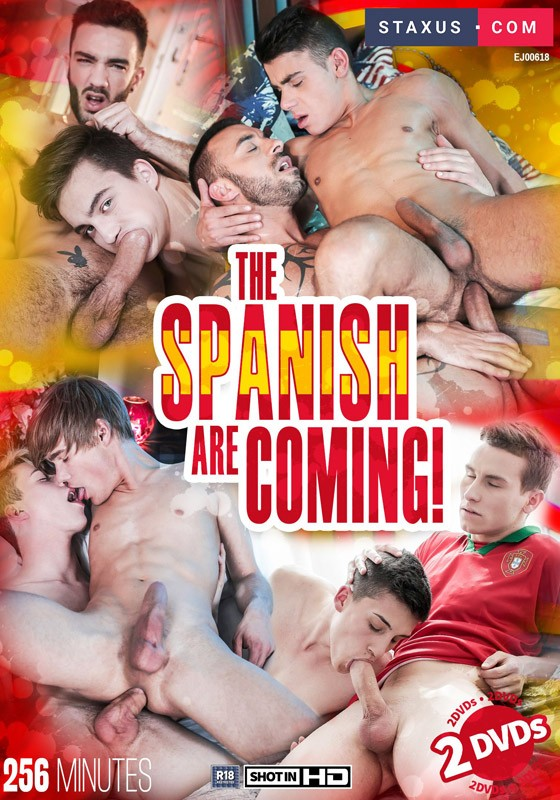 [Gay] The Spanish are Coming 1