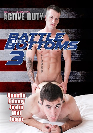 [Gay] Battle of the Bottoms 3
