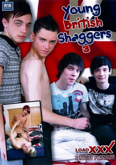 [Gay] Young British Shaggers 3