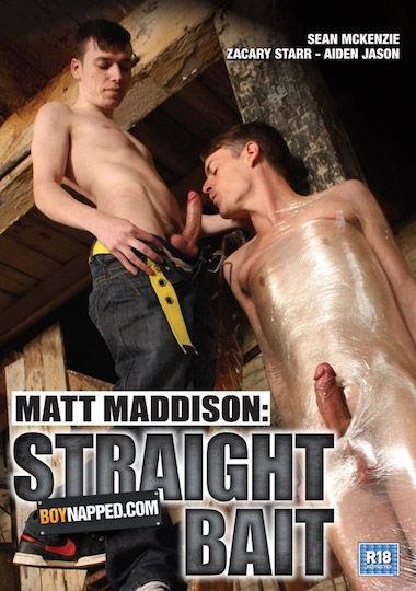[Gay] Boynapped 35 – Matt Maddison: Straight Bait