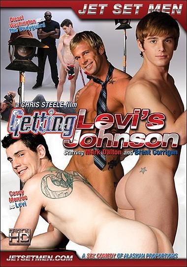 [Gay] Getting Levi's Johnson