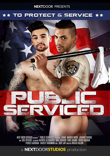 [Gay] Public Serviced