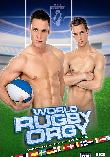 [Gay] World Rugby Orgy