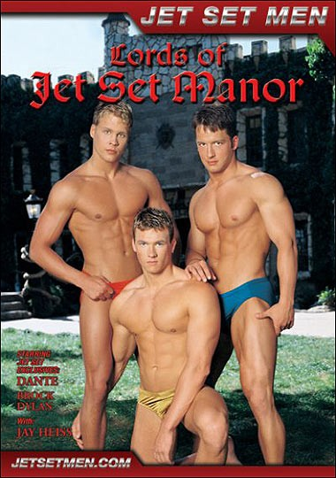 [Gay] Lords of Jet Set Manor 1