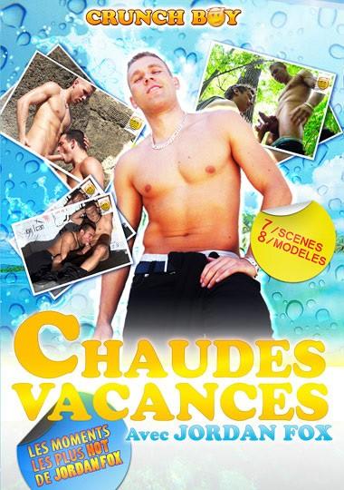 [Gay] Chaudes Vacances Avec Jordan Fox