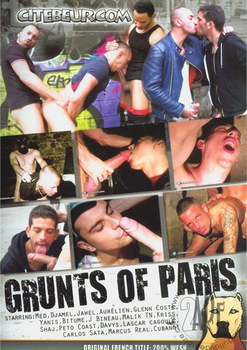 [Gay] Grunts of Paris 2