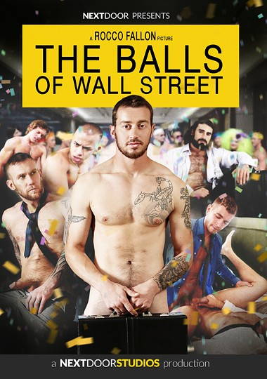 [Gay] The Balls Of Wall Street