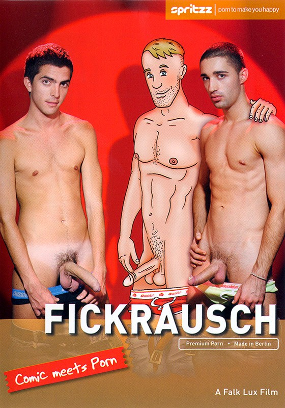 [Gay] Fickrausch (Drawn to fuck)