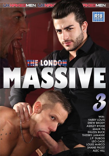 [Gay] The London Massive 3
