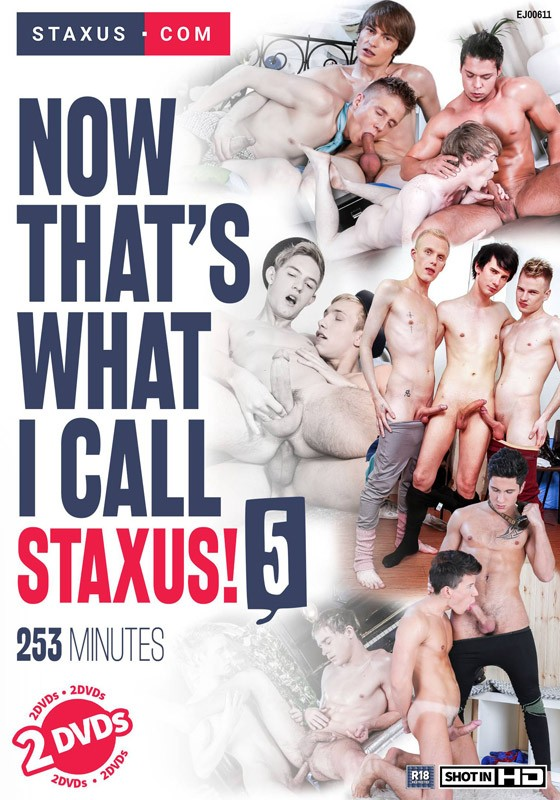 [Gay] Now That's What I Call Staxus 5