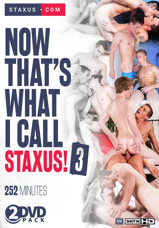 [Gay] Now That's What I Call Staxus 3