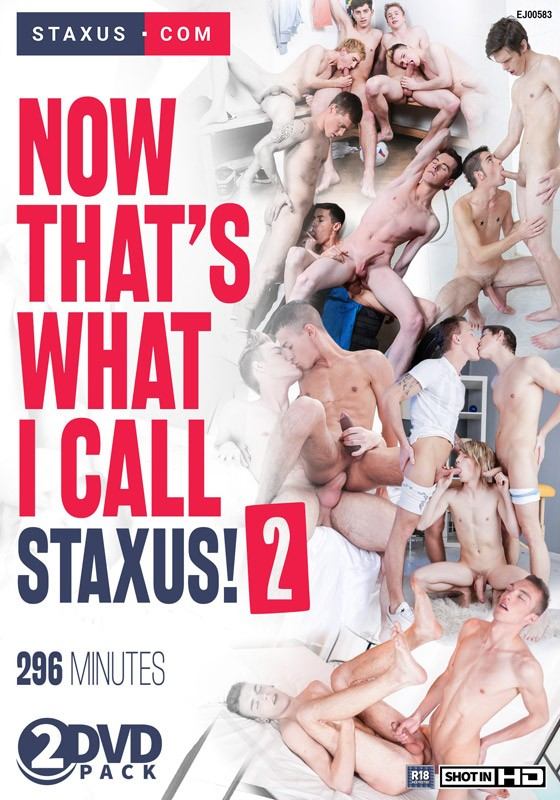 [Gay] Now That's What I Call Staxus 2