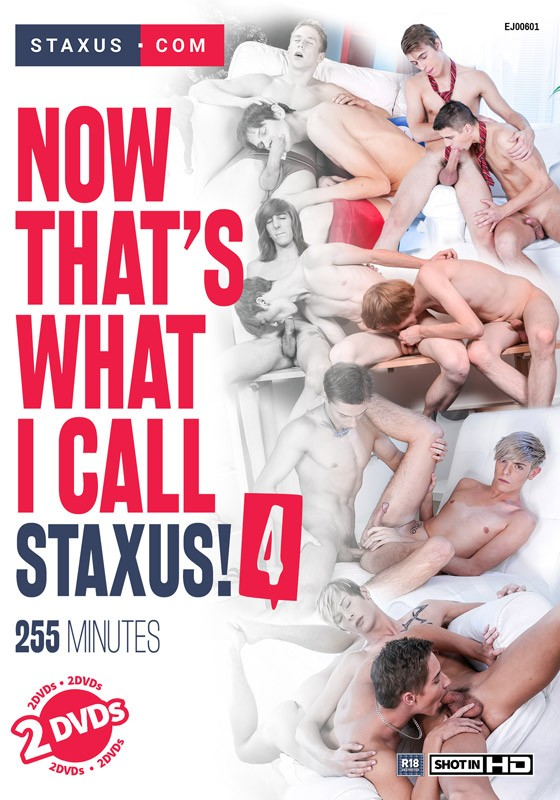 [Gay] Now That's What I Call Staxus 4