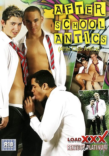[Gay] After School Antics 1