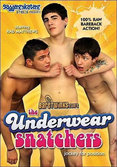 [Gay] The Underwear Snatchers