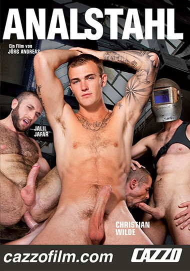 [Gay] AnalStahl (Anal Steel)
