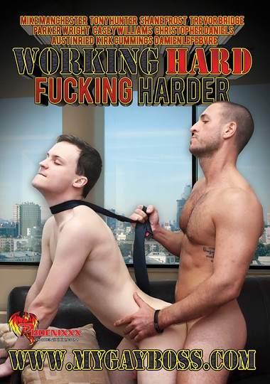 [Gay] Working Hard Fucking Harder