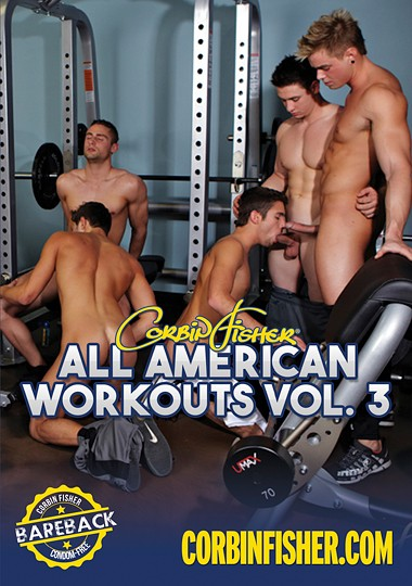 [Gay] All American Workouts 3