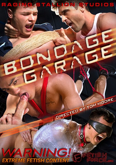 [Gay] Bondage Garage