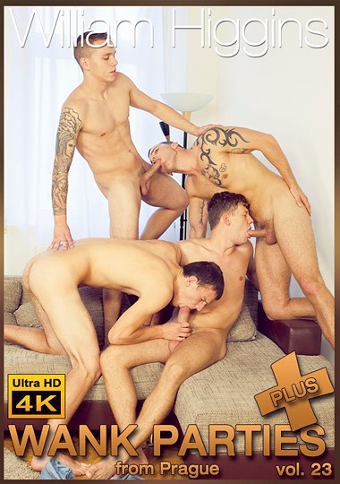 [Gay] Wank Parties Plus From Prague 23