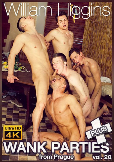 [Gay] Wank Parties Plus From Prague 20