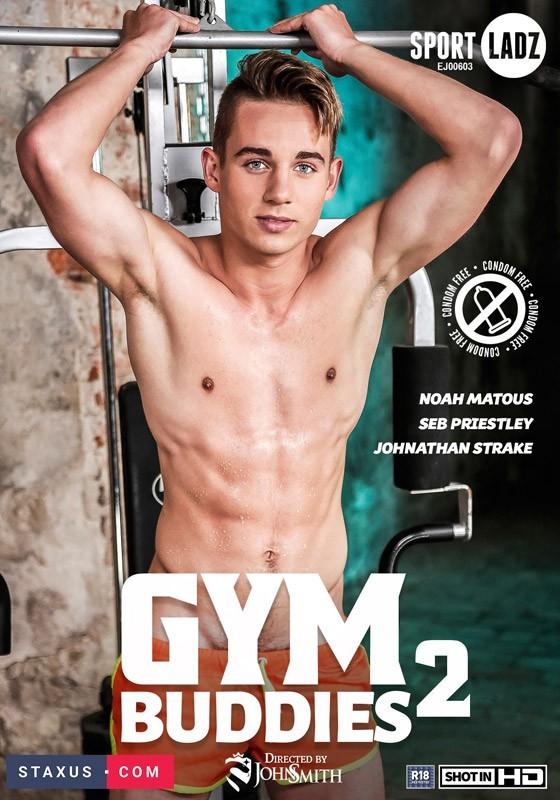 [Gay] Gym Buddies 2