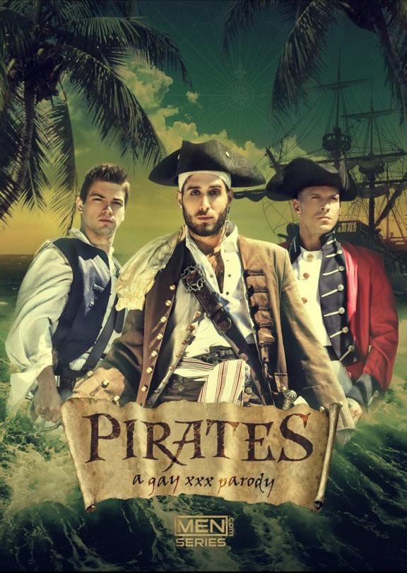 Pirates Of The Caribbean : A Gay XXX Parody (Part 1, 2, 3 & 4)