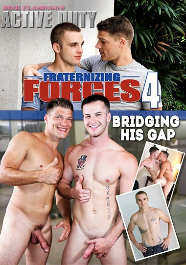 [Gay] Fraternizing Forces 4