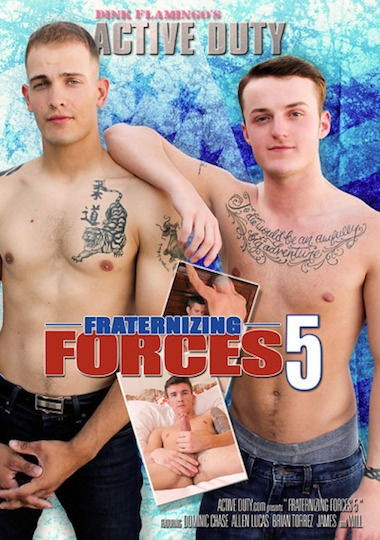 [Gay] Fraternizing Forces 5