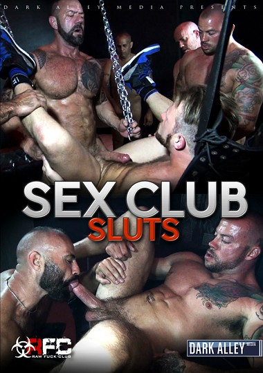 [Gay] Sex Club Sluts 1