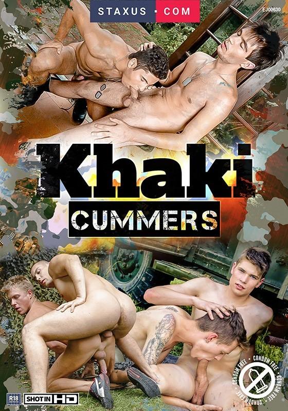 [Gay] Khaki Cummers