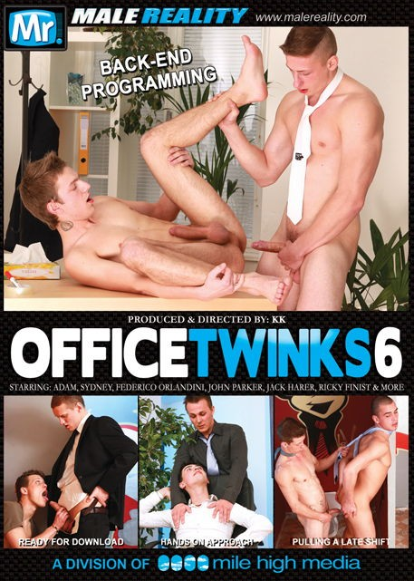 [Gay] Office Twinks 6