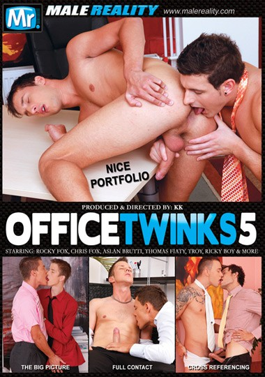 [Gay] Office Twinks 5