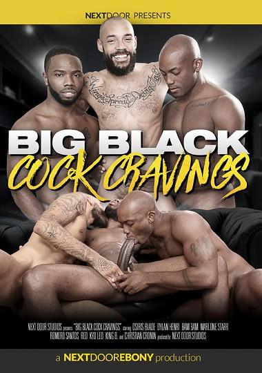 [Gay] Big Black Cock Cravings