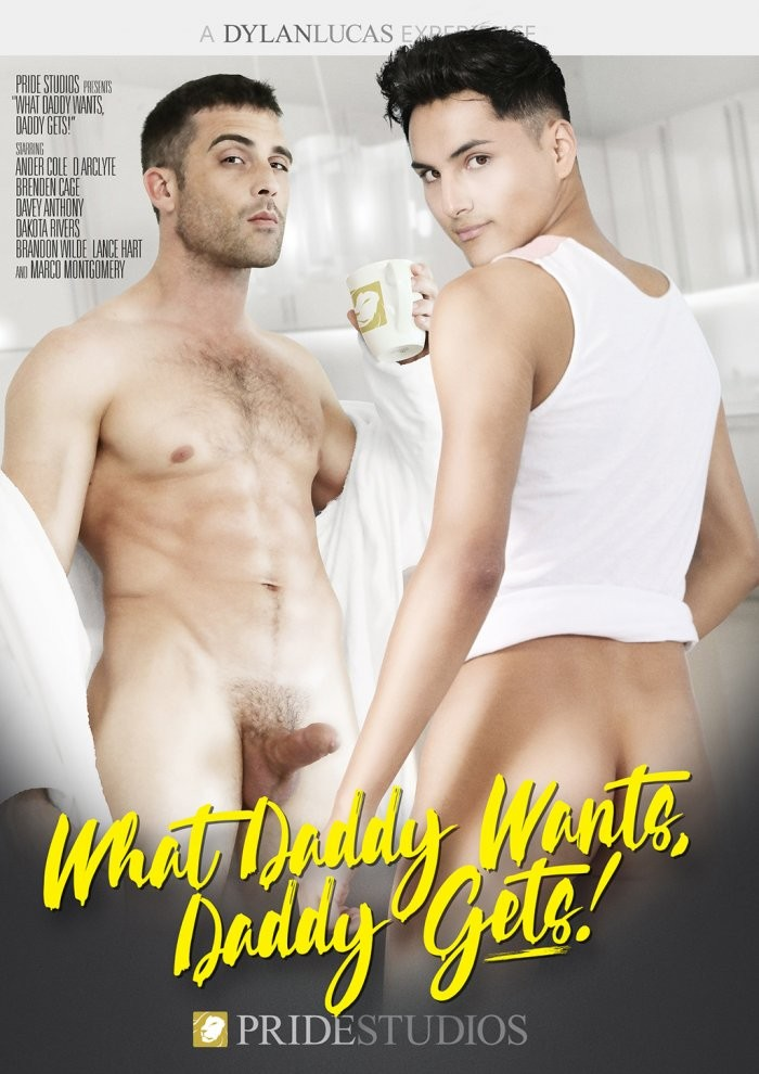 [Gay] What Daddy wants Daddy gets