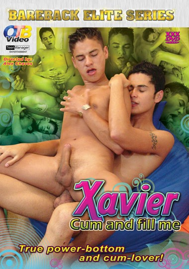 [Gay] Xavier Cum and Fill Me