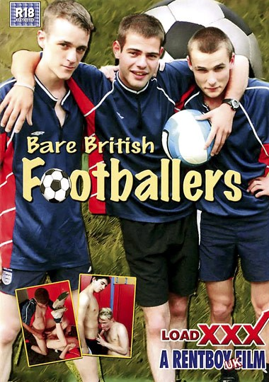 [Gay] Bare British Footballers