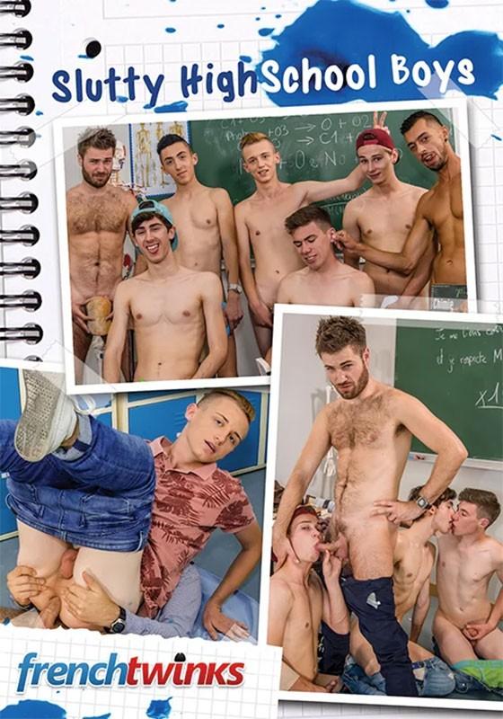 [Gay] Slutty HighSchool Boys
