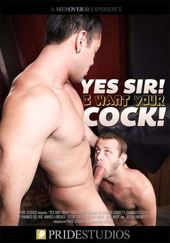 [Gay] Yes Sir – I want your Cock