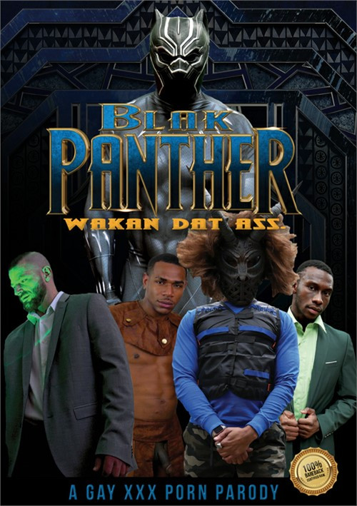 Blak Panther – A Gay XXX Porn Parody