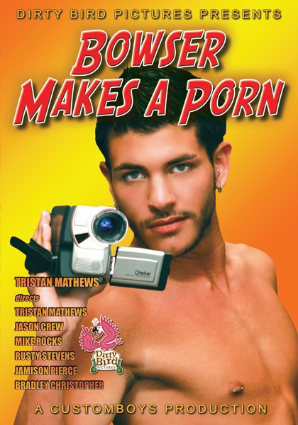 Bowser Makes A Porn Cover