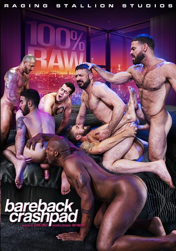 Bareback Crashpad Cover
