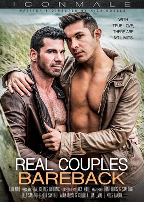 Real Couples Bareback Cover